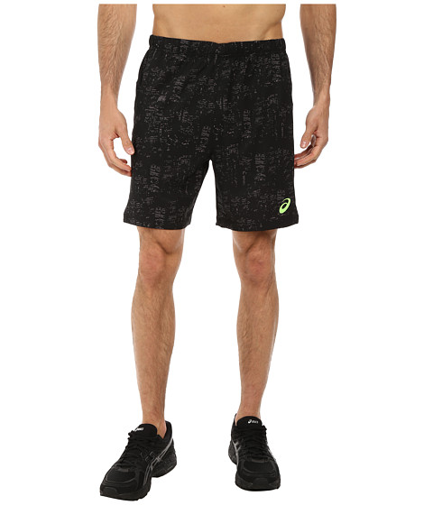 ASICS - Woven Short 7 (Skyline Performance Black) Men