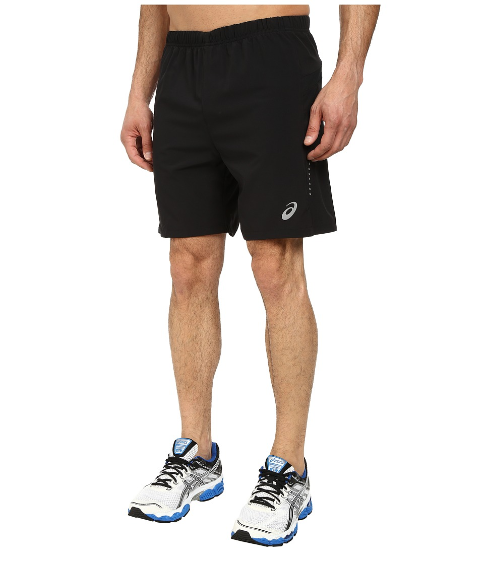 ASICS Woven Short 7 (Performance Black) Men