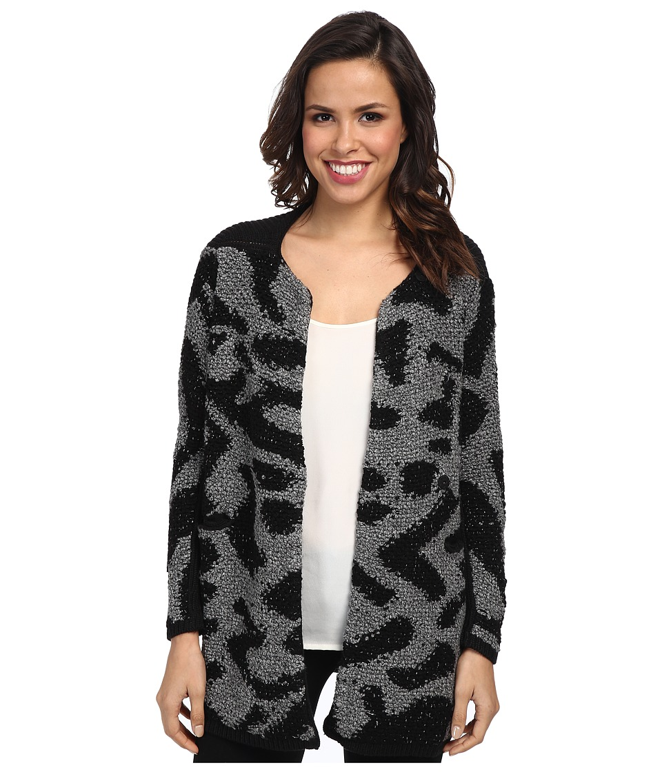 NIC+ZOE - Icicle Jacket (Multi) Women's Sweater