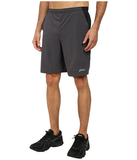 ASICS - Everyday Short 9 (Steel/Black) Men's Shorts