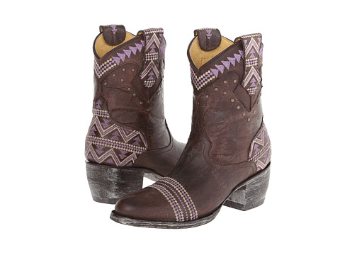Old Gringo - Alexa (Chocolate/Purple) Cowboy Boots