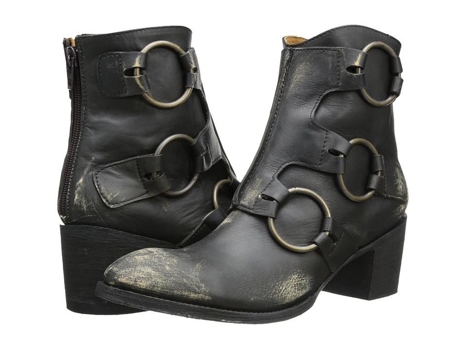 Old Gringo - Cocono (Black/Beige) Cowboy Boots