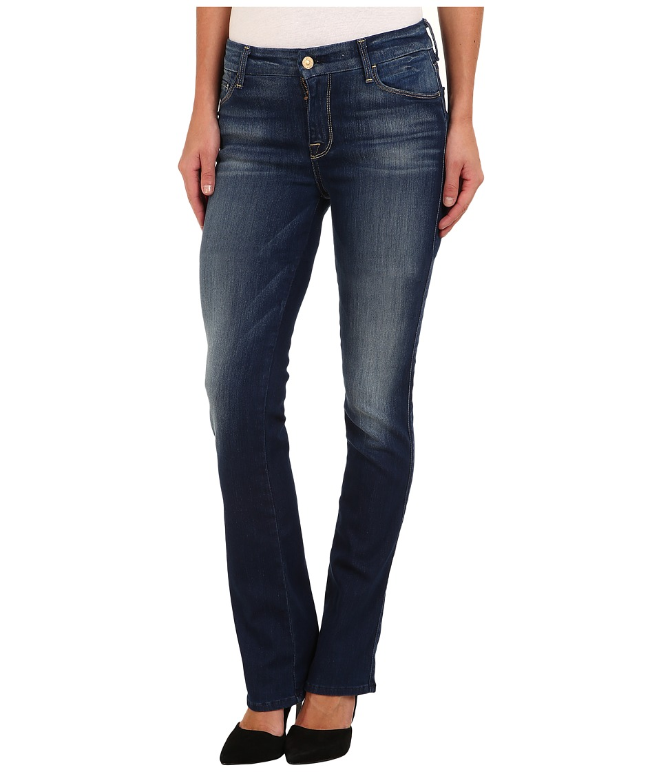 7 For All Mankind - The Skinny Bootcut in Ultra Siren Blue (Ultra Siren Blue) Women's Jeans