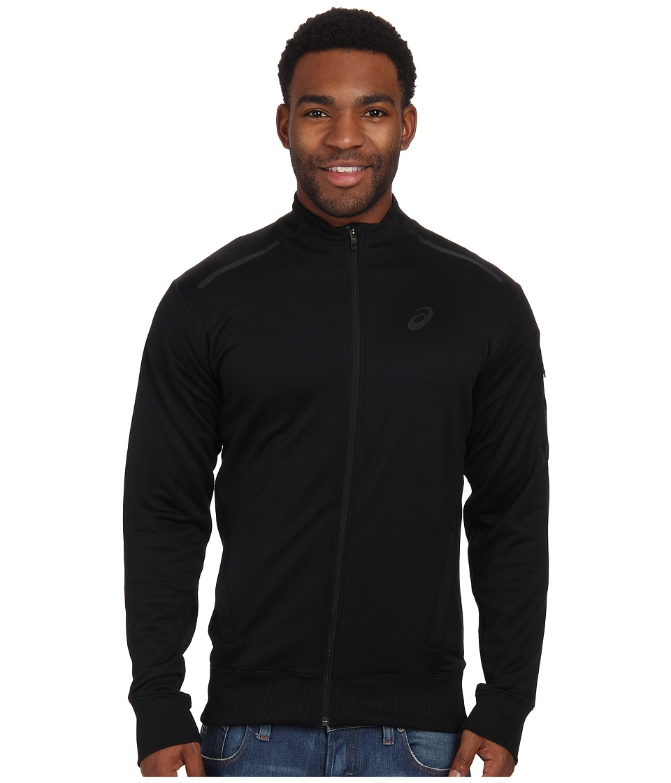 ASICS - Track Jacket (Performance Black) Men's Jacket