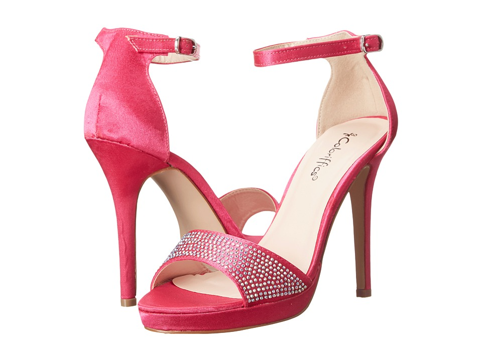Coloriffics - Kayla (Fuchsia) Women's Shoes