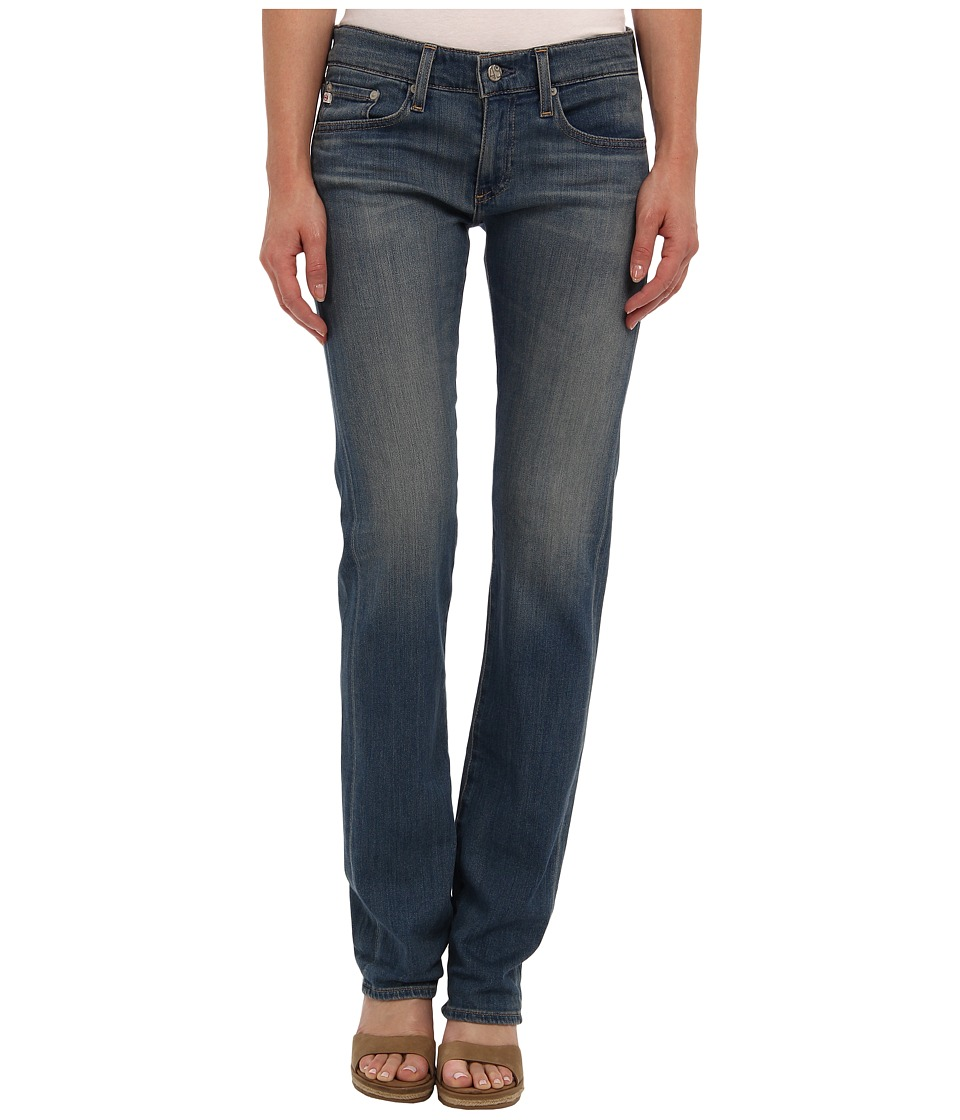 AG Adriano Goldschmied - The Tomboy Relaxed Straight in 10 Years Boundless (10 Years Boundless) Women's Jeans