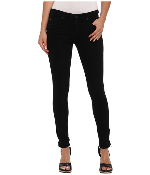 AG Adriano Goldschmied - Zip-Up Legging Ankle in Link (Link) Women's Jeans