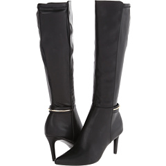 Calvin Klein Rhianna (Black/Black) Women's Dress Boots