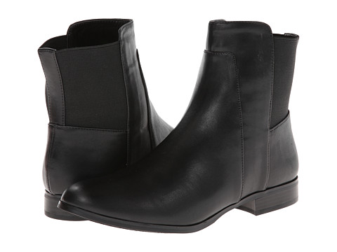 Calvin Klein - Revita (Black/Black) Women's Pull-on Boots