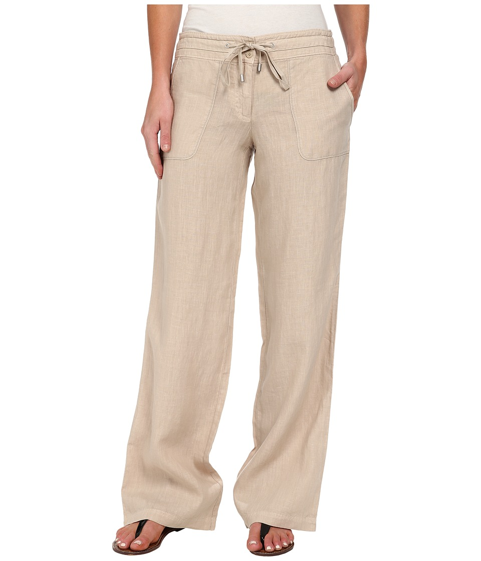 Tommy Bahama - Two Palms Drawstring Pants (Twill) Women's Casual Pants