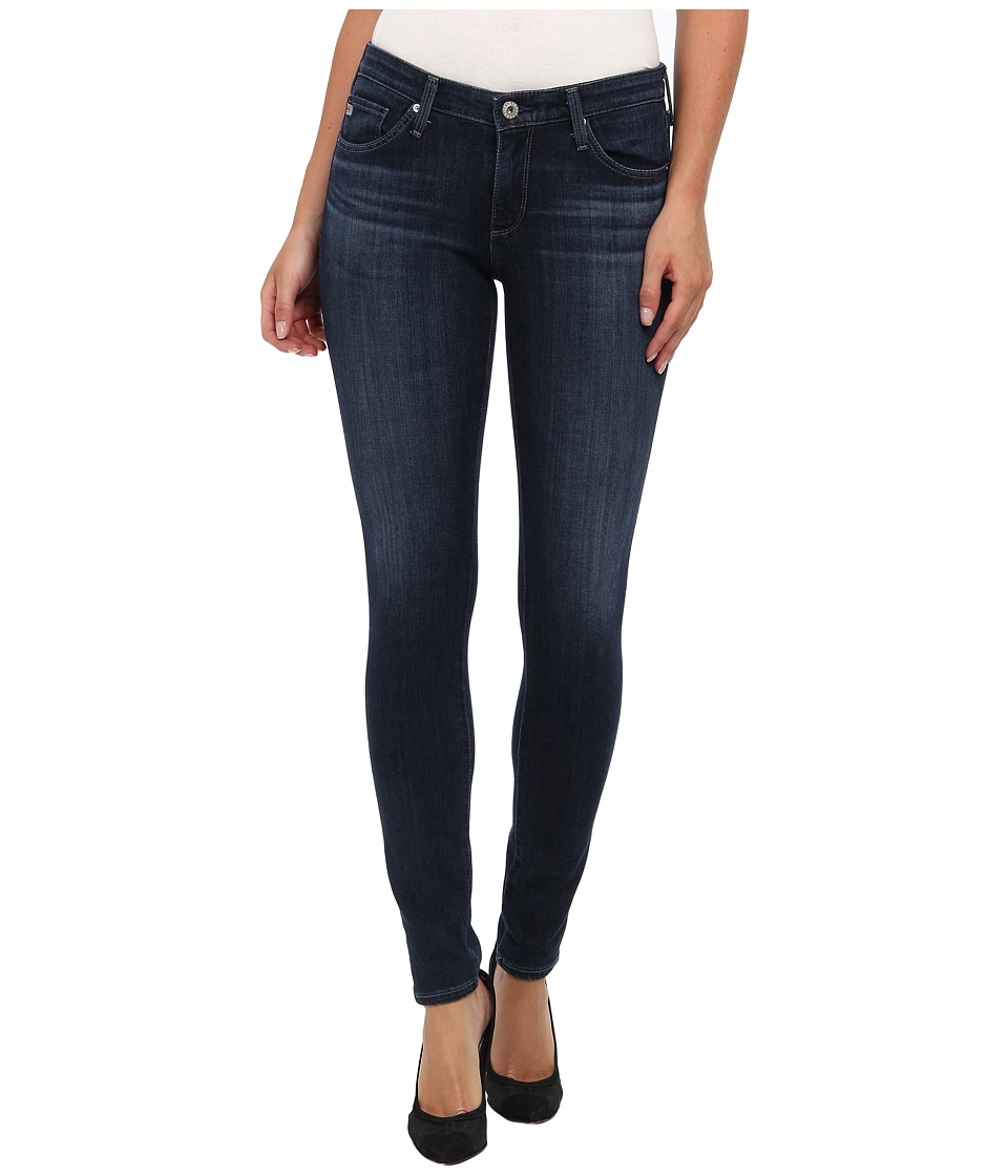AG Adriano Goldschmied - The Legging Ankle Contour 360 in Crater (Crater) Women's Jeans