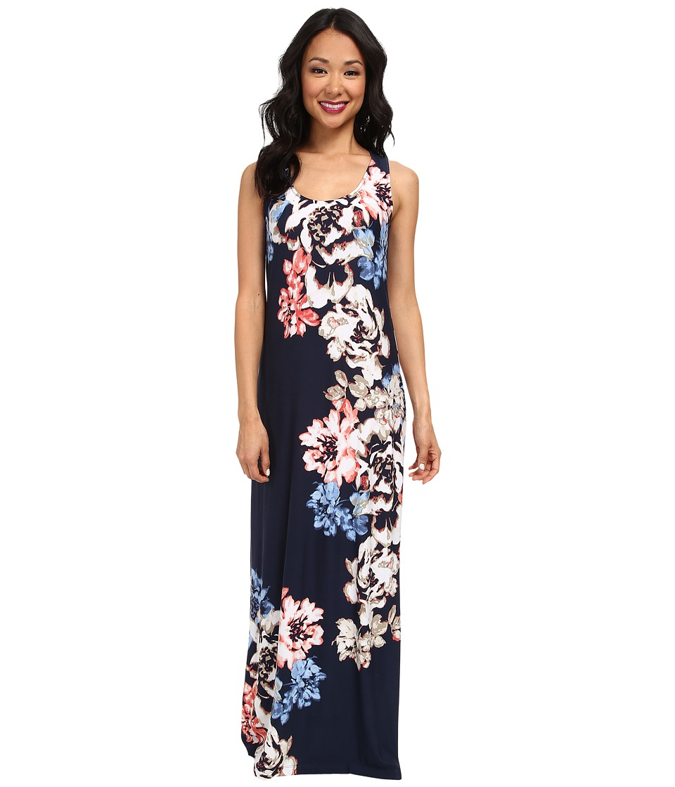Tommy Bahama - Conia Rose Long Dress (Ocean Deep) Women's Dress