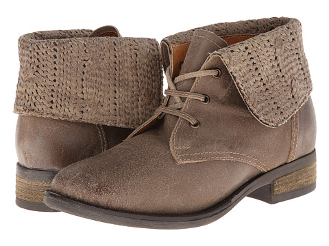 Sbicca - Marymoor (Taupe) Women's Lace-up Boots