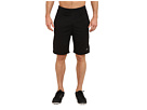 Avia Flat Back Mesh Short w/ Camo Embossed Side Piecing (Black)