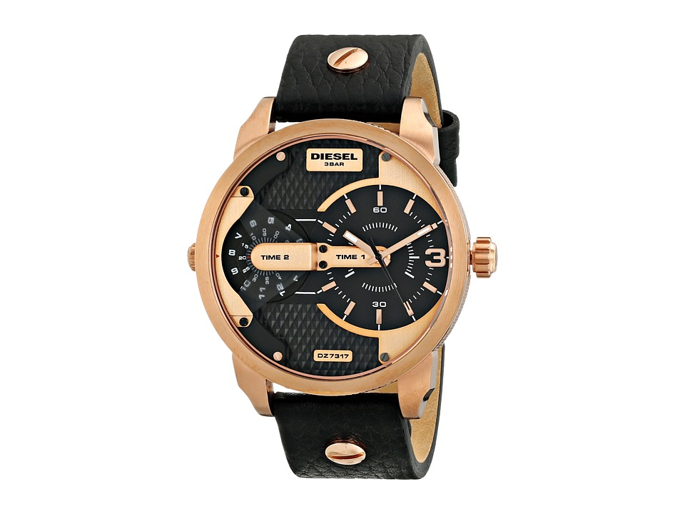 Diesel - Mini Daddy (Black 1) Watches