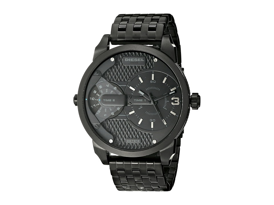 Diesel - Mini Daddy (Black) Watches
