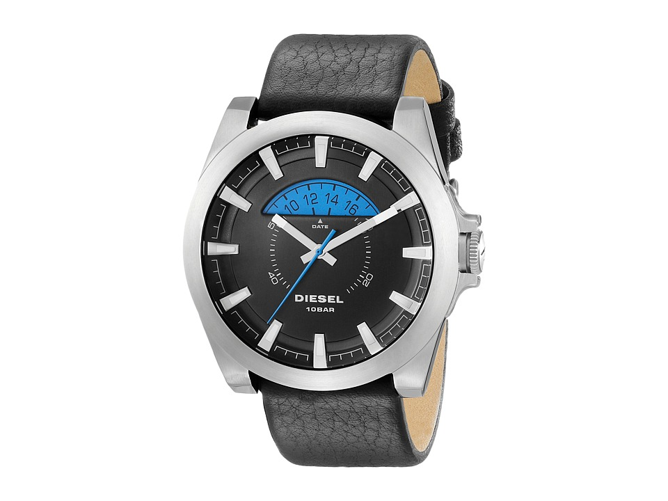 Diesel - Arges (Black) Analog Watches