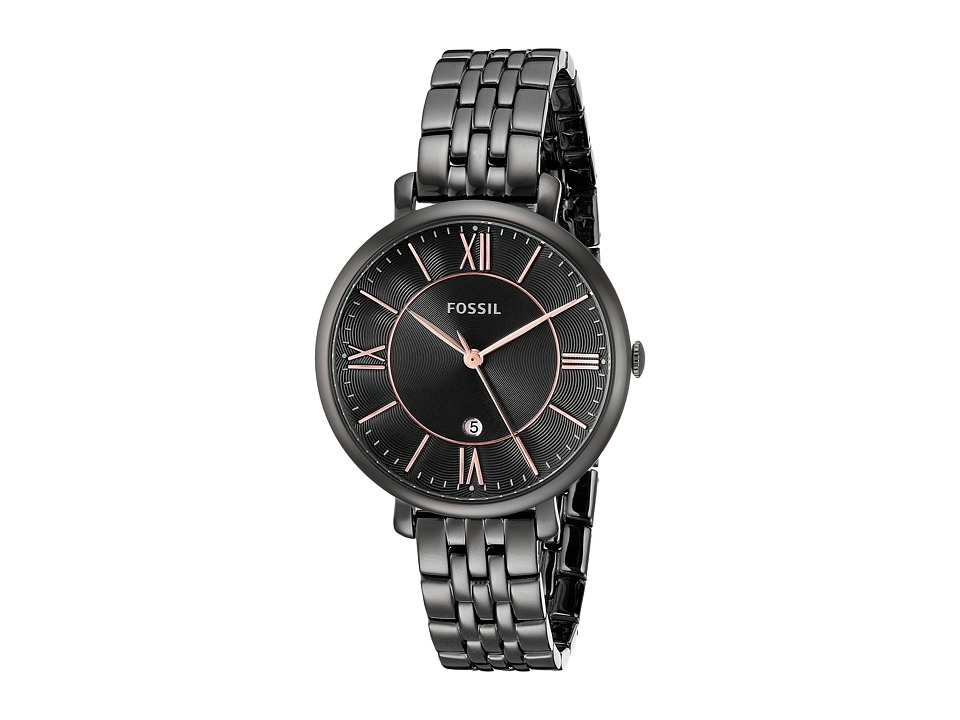 Fossil - Jacquline - ES3614 (Black) Watches