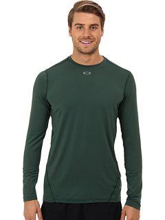 SALE! $18.99 - Save $13 on Oakley L S Control Tee (Hunter Green) Apparel - 40.66% OFF $32.00