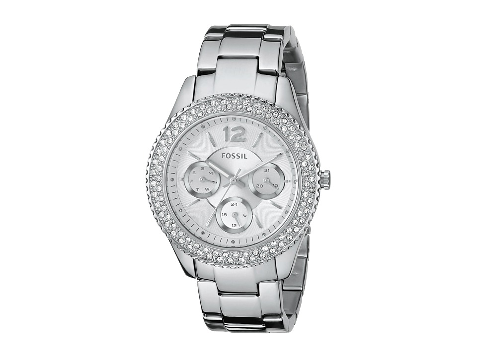Fossil - Stella - ES3588 (Silver) Watches