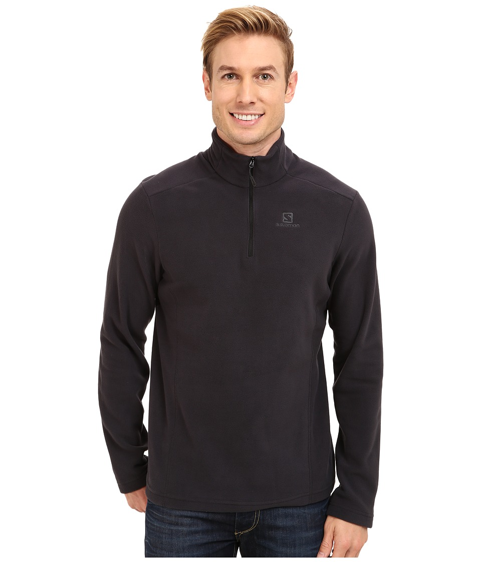 Salomon - Panorama HZ Midlayer (Black) Men's Fleece