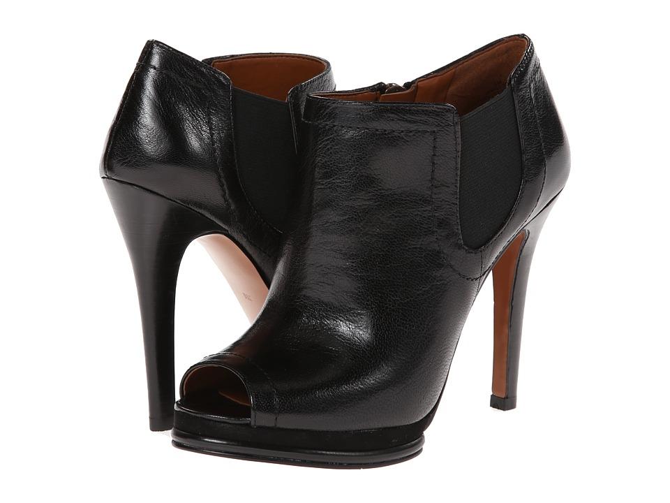 Nine West - Sassy (Black/Black Leather) Women