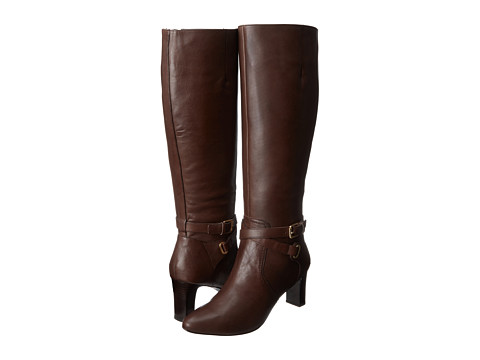 LAUREN by Ralph Lauren - Nally (Dark Brown) Women