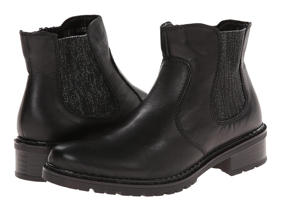 Rieker - Z1962 Jodie 62 (Schwarz) Women's Boots