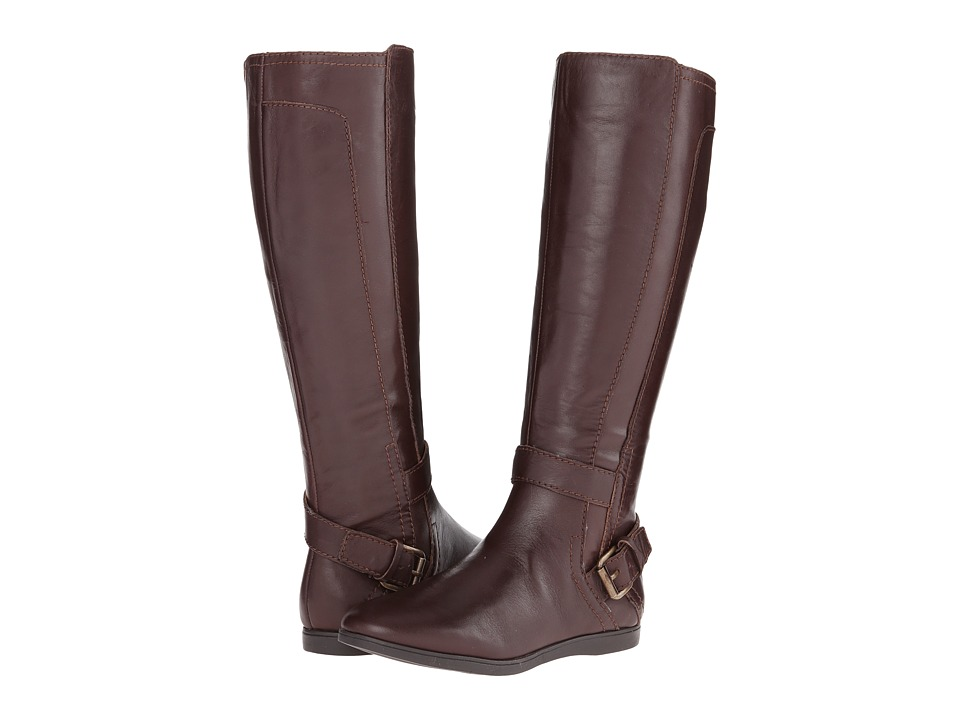 Nine West Toxicatn (Brown Leather) Women