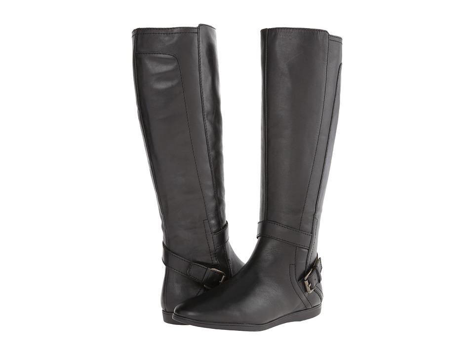 Nine West - Toxicatn (Black Leather 1) Women