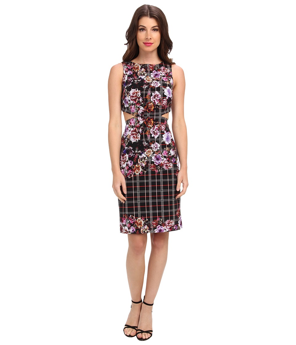 Nicole Miller - Alternative Power Net Dress (Multi) Women's Dress