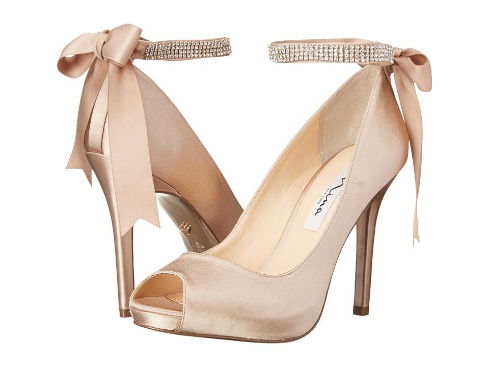 Nina - KAREN (Champagne) High Heels