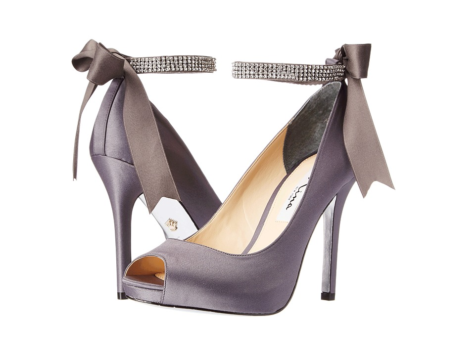 Nina - KAREN (Steel/Stealth Gray/Stealth Gray) High Heels