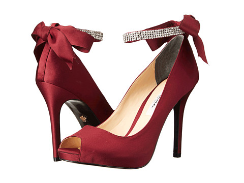 Nina - KAREN (Wine) High Heels