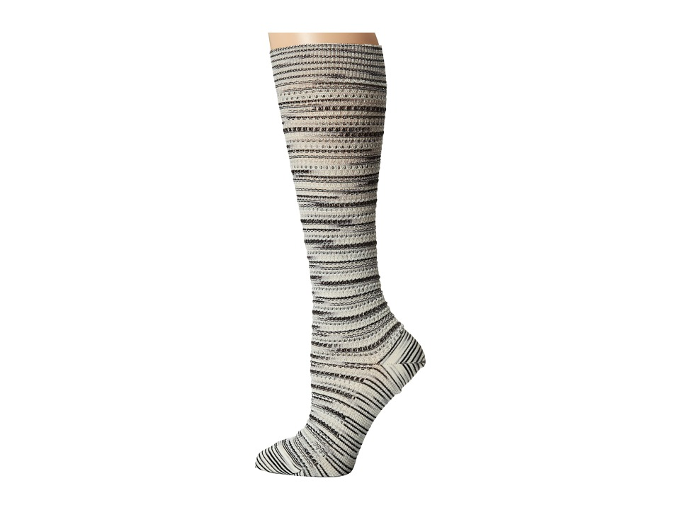 Missoni GM00WMD4594 Grey Womens Crew Cut Socks Shoes