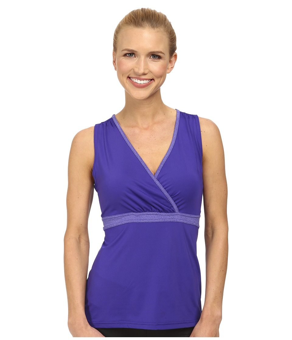 Skirt Sports 261 Kathrine Tank (Fearless Purple) Women
