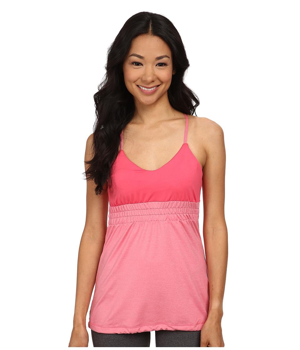 Skirt Sports - Vixen Tank (Flirt/Flirty Heather) Women's Sleeveless