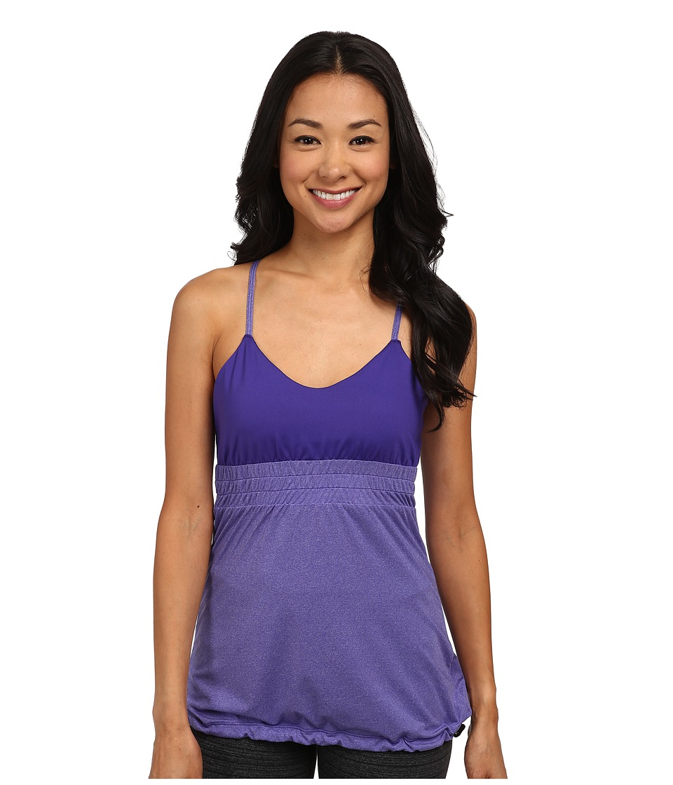 Skirt Sports - Vixen Tank (Fearless Purple/Purple Heather) Women's Sleeveless