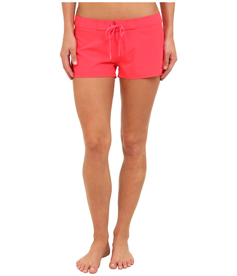 Roxy - Surf Essentials Classic 2 Boardshort (Sw Hibiscus) Women's Swimwear