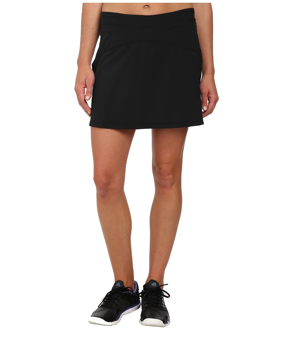 Skirt Sports - High Five Skirt (Black) Women's Skort