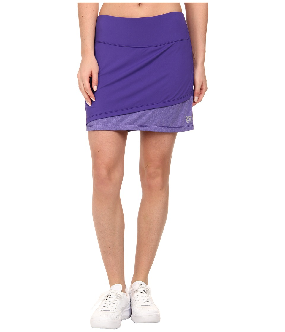 Skirt Sports - 261 Switzer Skirt (Fearless Purple) Women's Skort
