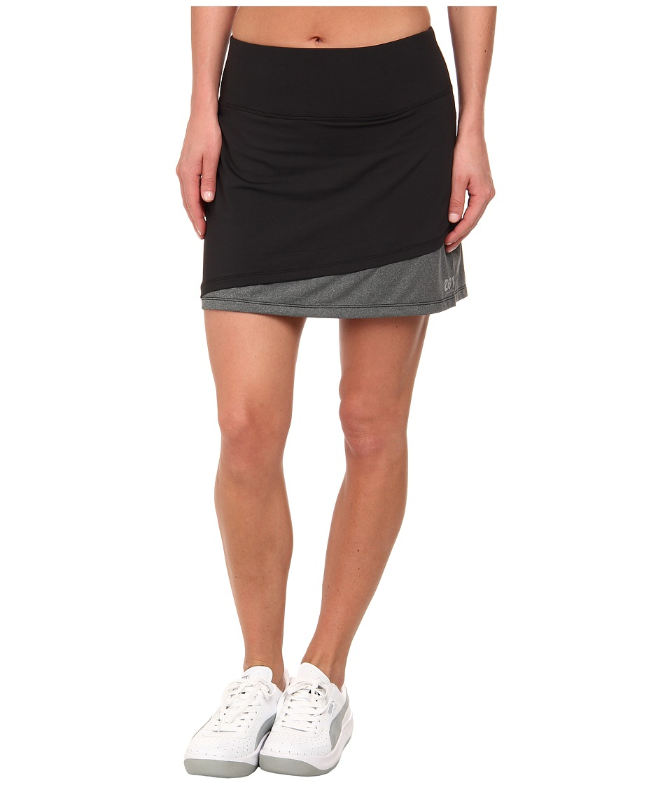 Skirt Sports - 261 Switzer Skirt (Black) Women's Skort