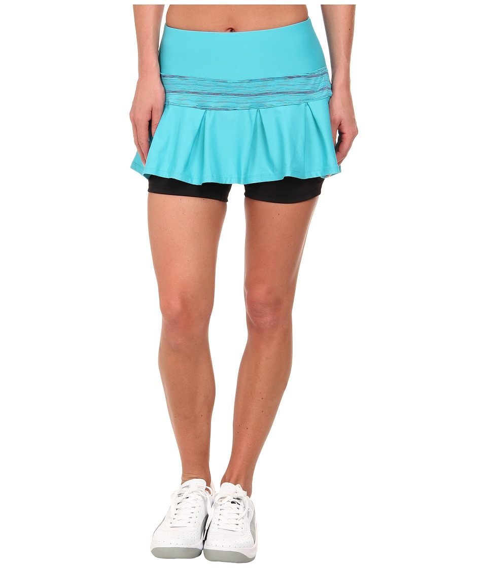 Skirt Sports - Lioness Skirt (Surf/Reflection) Women's Skort