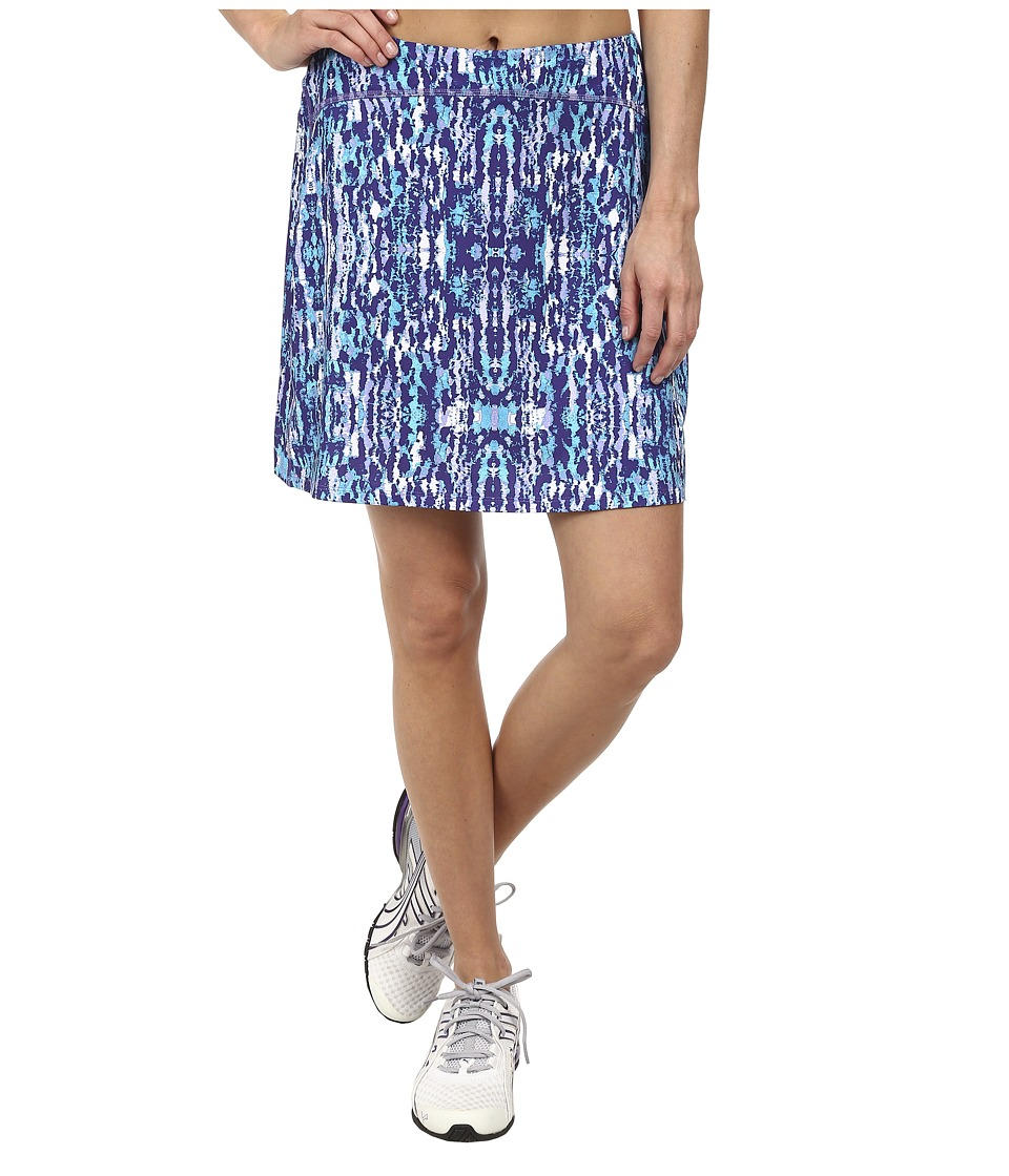 Skirt Sports - Happy Girl Skirt (Escape Print) Women's Skort