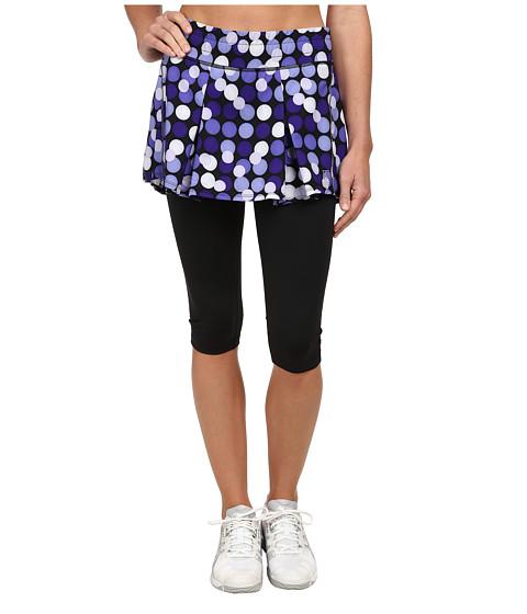 Skirt Sports - Jette Capri Skirt (Pop-arazzi Print/Black) Women