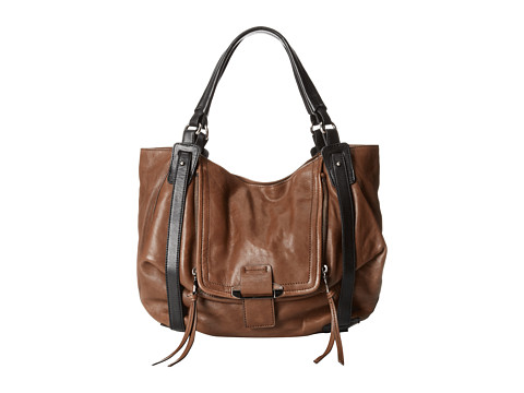 Kooba - Jonnie (Dark Taupe) Shoulder Handbags