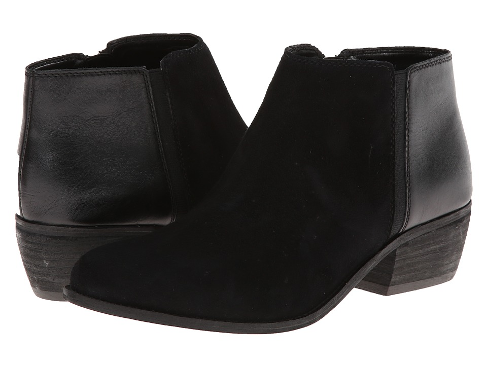 Dune London - Penelope (Black Suede) Women's Boots