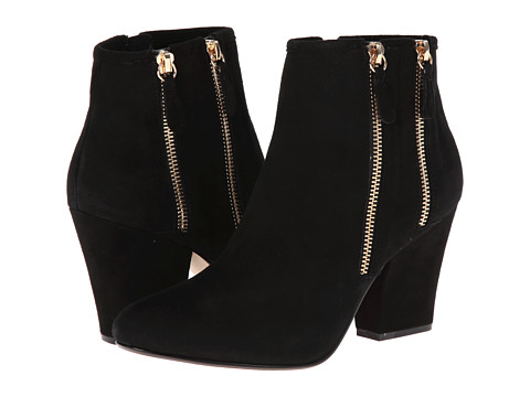 Dune London - Nora (Black Suede) Women