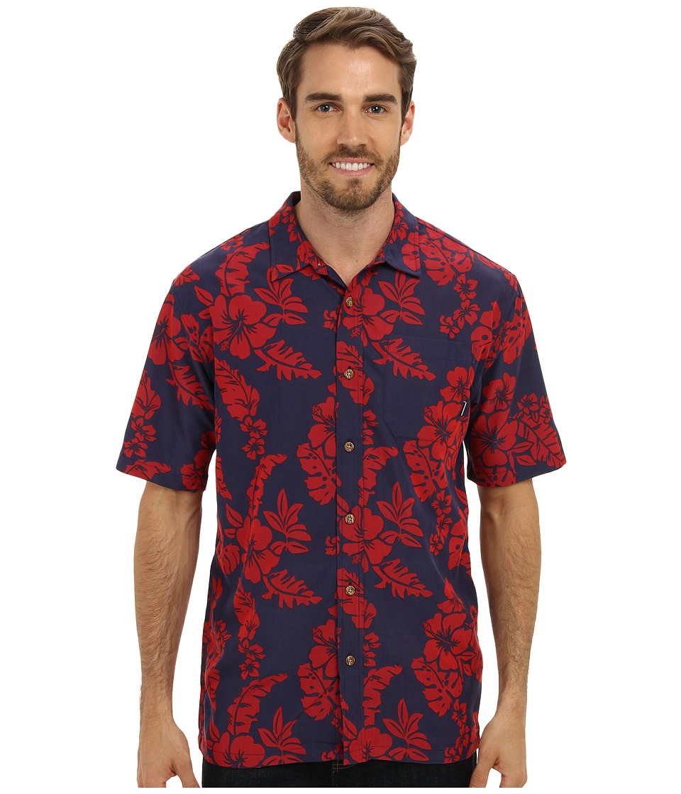 O'Neill - Avalon Woven Shirt (Deep Red) Men's Clothing