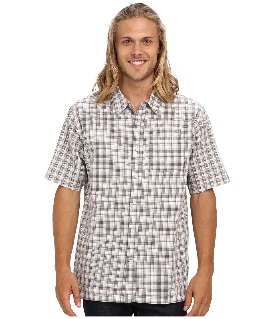 O'Neill - Surfside Woven Shirt (Glacier) Men's Short Sleeve Button Up